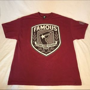 Famous Stars And Straps Shirt